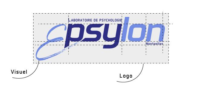 Architecture logo laboratoire Epsylon